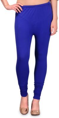 Fashion Cult Women's Blue Leggings
