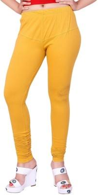 FCK-3 Women's Gold Leggings