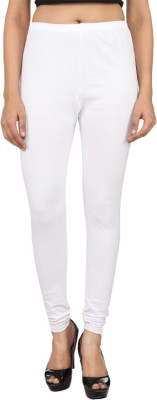 Felicity Design Women's White Leggings