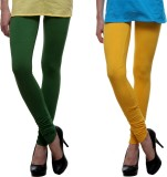Lysa Collection Women's Green, Yellow Le...