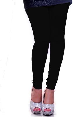 OrganicO Women's Black Leggings