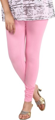 Sohniye Women's Pink Leggings