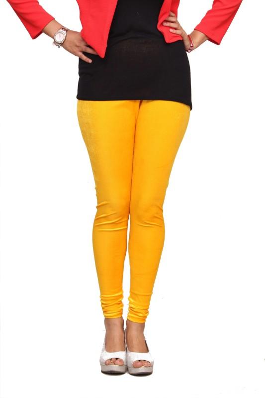 Xarans Women's Yellow Leggings