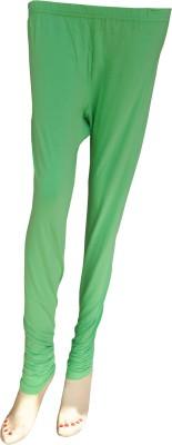 Balaji Creations Women's Light Green Leggings