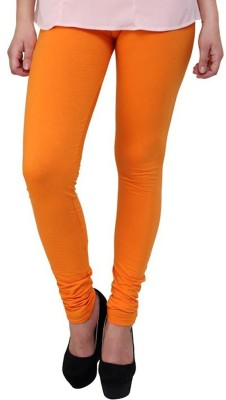 Butterfly Women's Orange Leggings