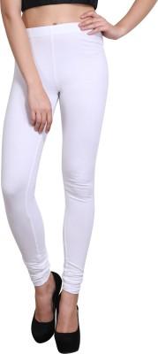 Phashion Town Women's White Leggings