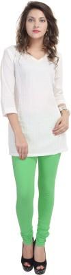 BANNO Women's Green Leggings