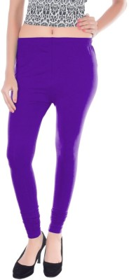 ENNA Women's Purple Leggings