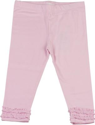 Sera Girl's Pink Leggings