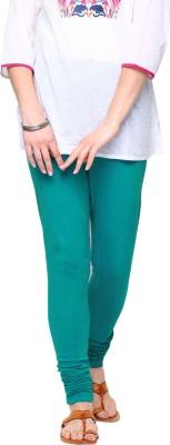 Triveni Women's Blue Leggings