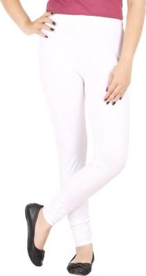 Garudaa Garments Women,s White Leggings