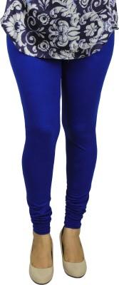 Shahfali Women's Blue Leggings