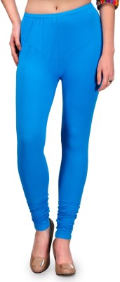 Fashion Cult Women's Light Blue Leggings