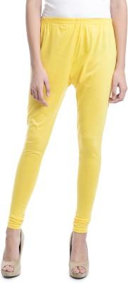 Samridhi Women's Yellow Leggings