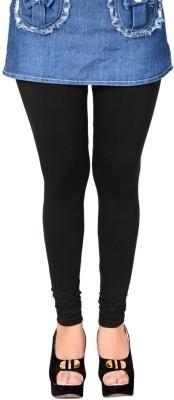 LGC Women's Black Leggings at flipkart