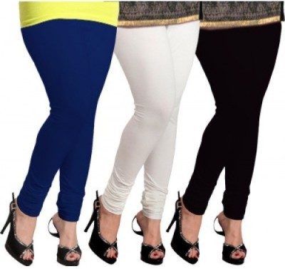 Mohit Women,s Black, Blue, White Leggings