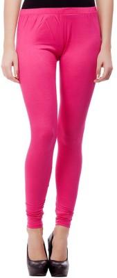 JUST CLIKK Women's Pink Leggings