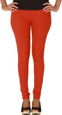 Yaari Women's Red Leggings