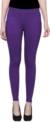 LGC Women's Purple Jeggings
