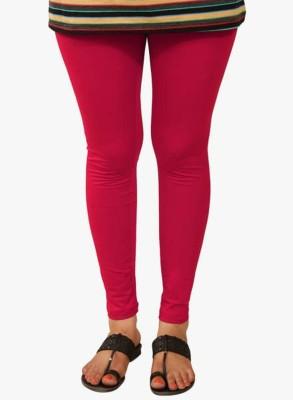 V Brown Women's Pink Leggings