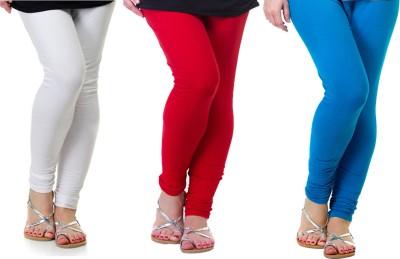 Archway Women's White, Red, Blue Leggings
