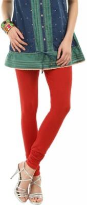 Rashi Women's Red Leggings