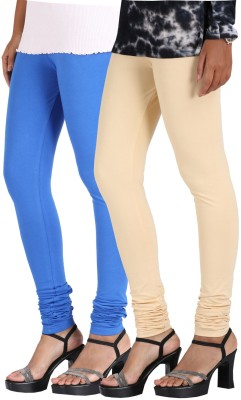 Greenwich Women,s Blue, Beige Leggings