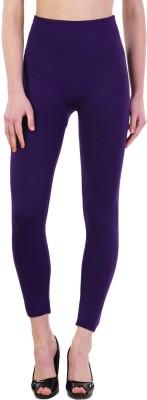 Wake Up Competition Women's Purple Leggings
