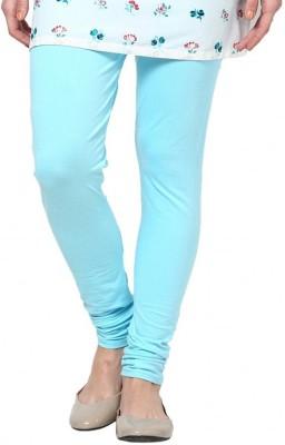 Vrshoppers Women's Light Blue Leggings