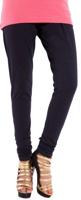 arham Women's Black Leggings