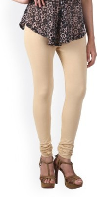 Shree Ji Enterprises Women's Beige Leggings