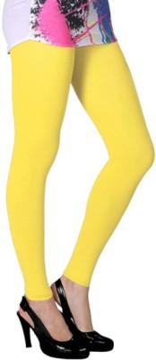 Aamyra Women's Gold Leggings