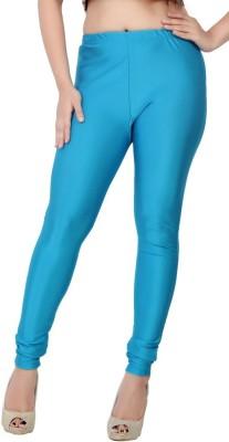 Bottoms More Women's Light Blue Leggings