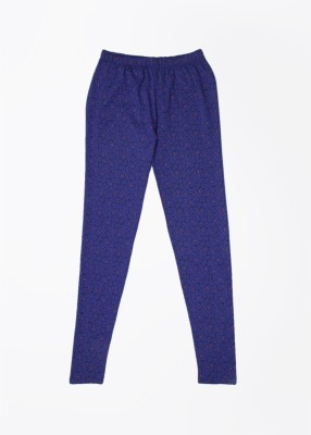 Cherokee Girl's Dark Blue Leggings