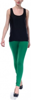 Boosah Women's Dark Green Leggings