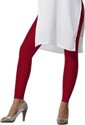 GardenVareli Women's Red Leggings