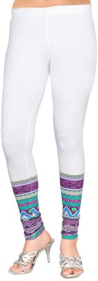 Thinc Women's White Leggings