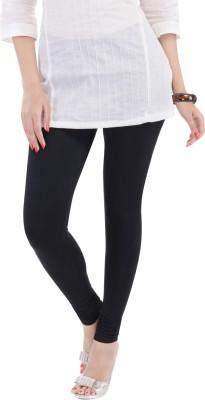 SCJ Women's Black Leggings