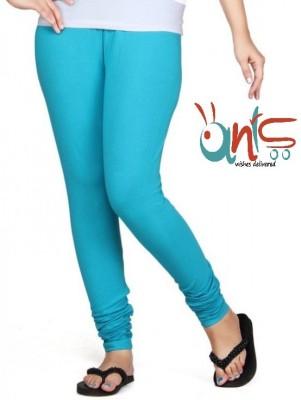ANTS Women's Light Blue Leggings