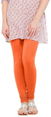 Carrol Women's Orange Leggings
