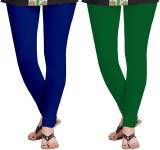 Zacharias Women's Blue, Green Leggings (...