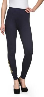 Vinnis Women's Dark Blue Leggings