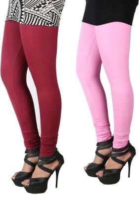 Roy Women's Pink, Brown Leggings