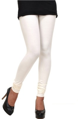 Unicraft Women's White Leggings