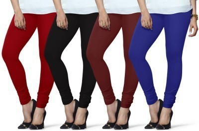 Mahadevi Women's Multicolor Leggings