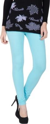 VERMELLO Women's Light Blue Leggings
