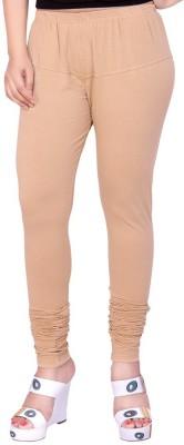 FCK-3 Women's Beige Leggings