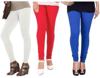 Edge Plus Women's Red, White, Blue Leggings