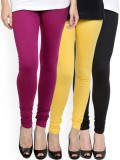 Umesh Fashion Women's Purple, Yellow, Bl...