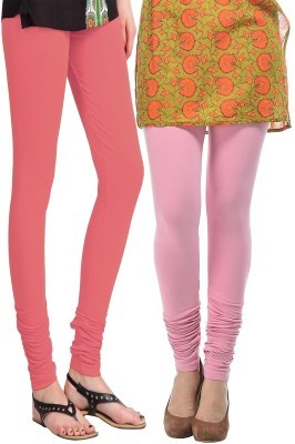 Venustas Women's Pink Leggings